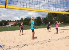 Juillet 2017 - Beachvolley