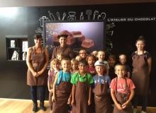 2015 - Atelier chocolat