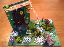 2015 - Scénette miniature
