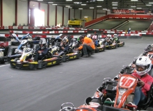 Juillet 2016 - Karting