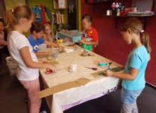 Juillet 2017 - Atelier expression et créativité