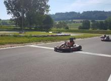 Juillet 2018 - Karting