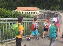 Juillet 2019 - Barrage de la Maigrauge