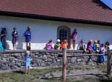 Juillet 2019 - Construction d'un radeau & escalade