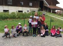 Juillet 2019 - Découverte du poney Shetland et Dartmoor